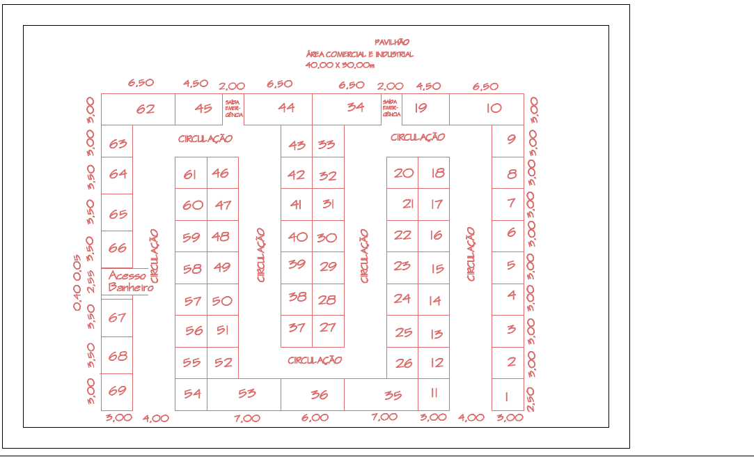 Mapa expositores internos