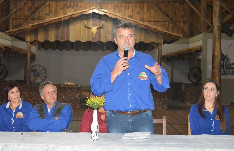 Presidente Vanderlei Antonio Moresco