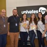 Rádio Univates FM, Lajeado/RS.